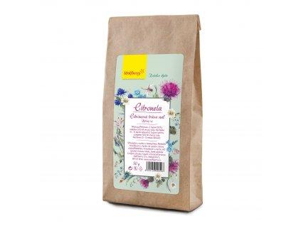 Citronela bylinný čaj 50 g Wolfberry