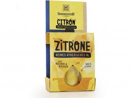 Bio Citron 4,5ml Sonnentor