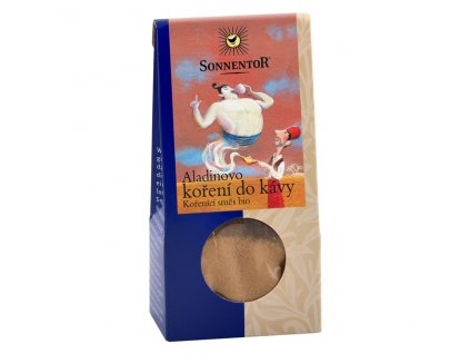 Bio Aladinovo koření do kávy 25 g Sonnentor