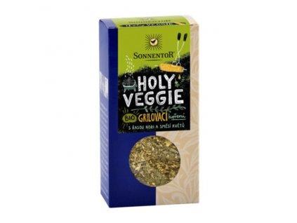 Bio Holy Veggie - grilovací koření pro vegetariány a vegany 30g Sonnentor