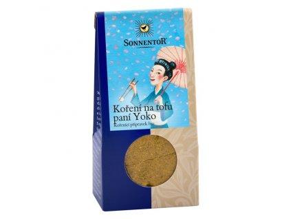Bio Koření na tofu paní Yoko 32g Sonnentor