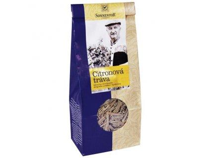 Bio Citronová tráva čaj syp. 80g Sonnentor
