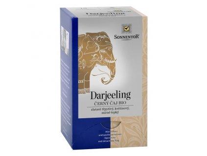 BIO Čaj - Darjeeling 27 g přebal Sonnentor