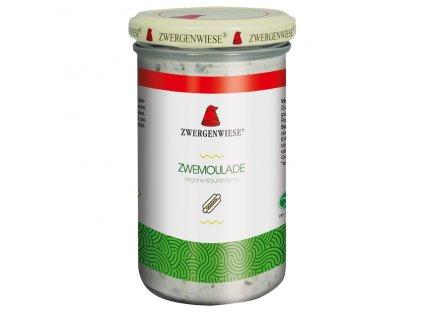 Tatarská omáčka vegan 230 ml BIO ZWERGENWIESE