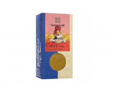 Bio Curry ostré 50g Sonnentor