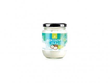 Bio panenský Kokosový olej 200ml Allnature