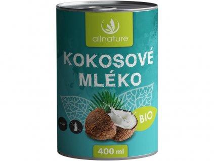 Bio Kokosový nápoj 400ml Allnature