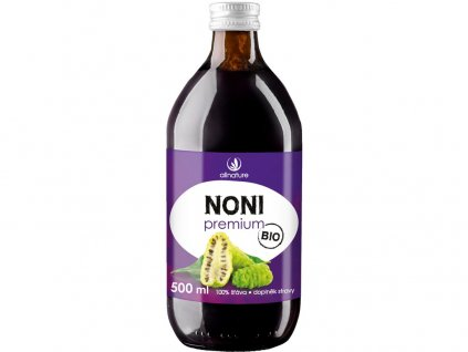 Bio noni 500ml Allnature