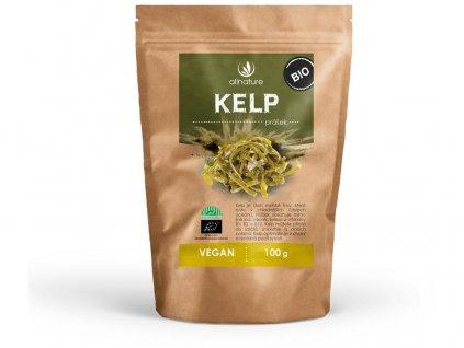 Bio Kelp prášek 100g Allnature