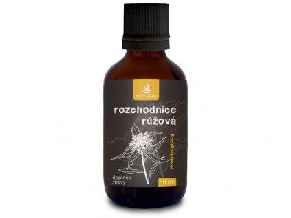 Bylinné kapky Rozchodnice-Rhodiola rosea 50ml Allnature
