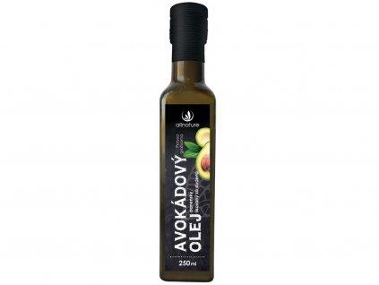 Avokádový olej 250 ml Allnature