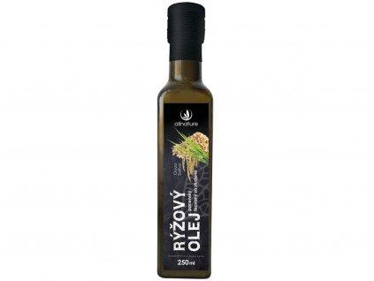 Rýžový olej 250 ml Allnature