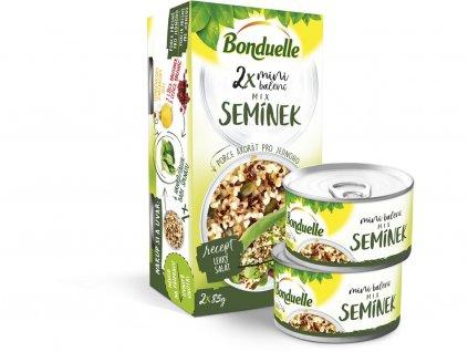 Mix semínek 2x106ml Bonduelle