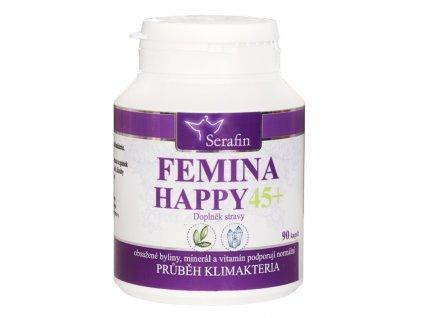 Femina happy 45+ přírodní kapsle