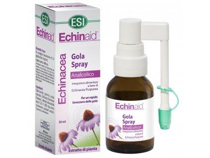 Akce Echinaceový sprej do krku GOLA 20 ml ESI