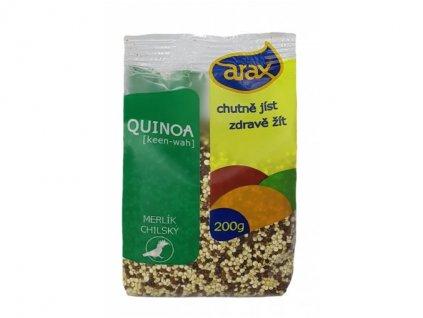 Quinoa tříbarevná - červená , bílá a černá 200g Arax DMT 1.2.21