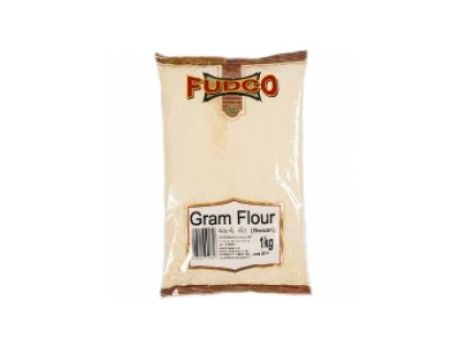 Cizrnová mouka 1 kg (Gram Flour) FUDCO
