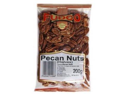 Pekanové ořechy 200 g FUDCO