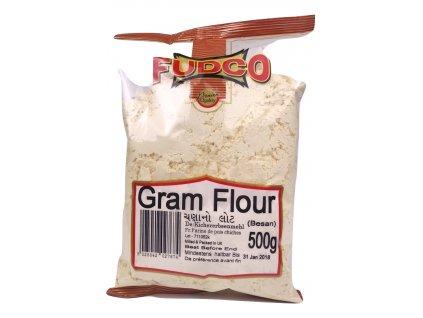 Cizrnová mouka 500 g (Gram Flour) FUDCO