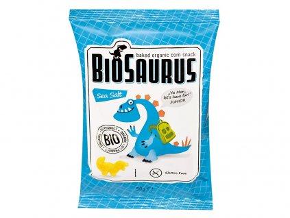 AKCE Bio Biosaurus křupky slané 50g Biosaurus