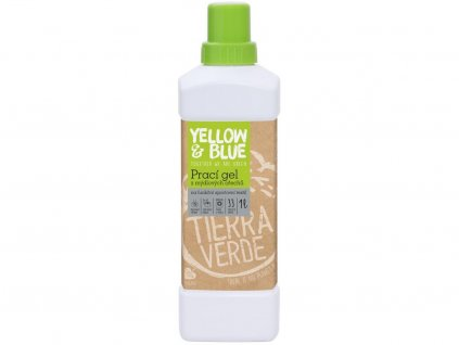 Prací gel sport 1l Tiera Verde
