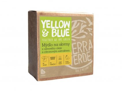 Olivové mýdlo citron 200g Tiera Verde