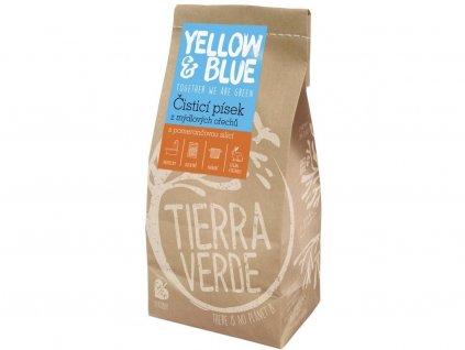 Čistící písek 1kg Tiera Verde