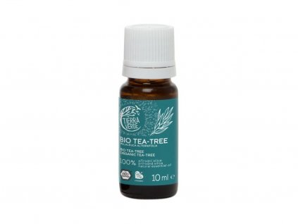 Bio Silice Tea-Tree 10ml Tiera Verde