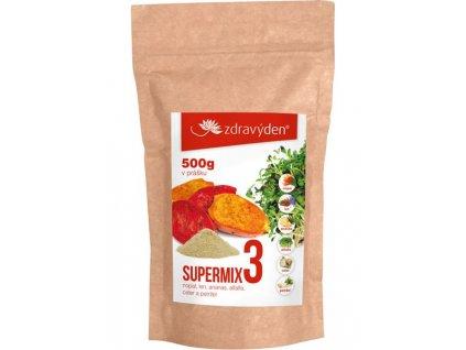 AKCE Supermix 3 - 500g Zdravý den