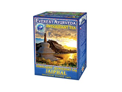 Jaiphal čaj Everest Ayurveda