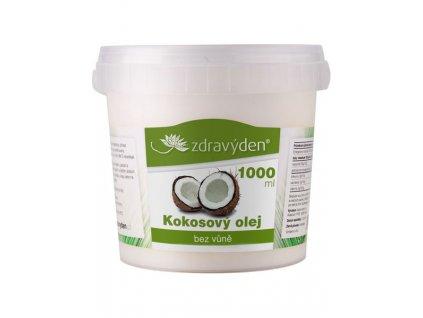 Kokosový olej 1000ml Zdravý den