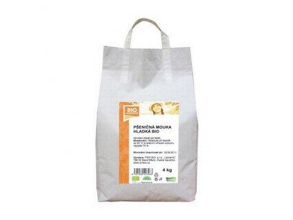Akce GASTRO - Pšeničná mouka hladká BIO 1 KS (4 kg)