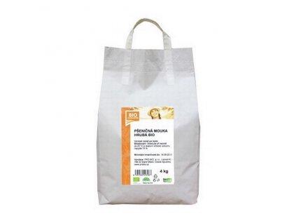 Akce GASTRO - Pšeničná mouka hrubá BIO 1 KS (4 kg)