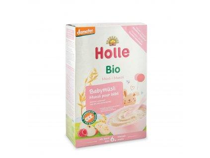 Baby müsli kaše BIO pro děti 250 g Holle