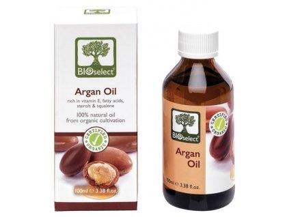 BIOselect® BIO arganový olej 100ml BIOselect®