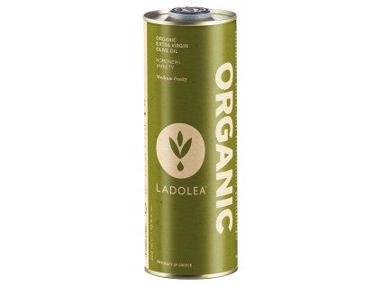 BIO extra panenský olivový olej Koroneiki 500ml Ladolea