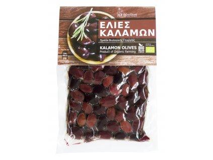 Family farms BIO olivy Kalamon 180gr Velouitinos
