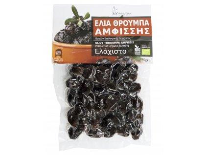 Family farms BIO olivy Throumpa z Amfissi 180g Velouitinos