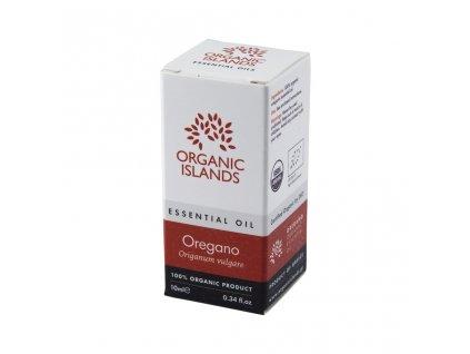 BIO oregánový esenciální olej z Naxosu 10ml ORGANIC ISLANDS
