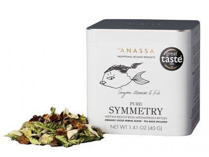 Anassa Organic Tea BIO bylinkový čaj PURE SYMMETRY 40g ANASSA