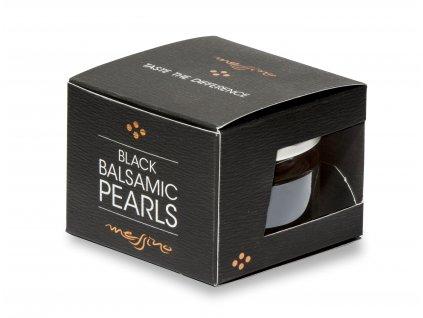 Černé balsamico perly Messino 50ml PAPADEAS