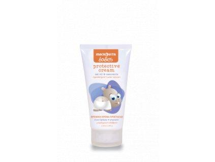 Dětský ochranný krém 100ml Baby Hippo MACROVITA