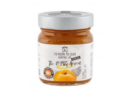 Domácí meruňková marmeláda bez cukru 240g TO FILEMA TIS LELAS