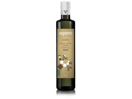 Extra panenský BIO olivový olej 500ml AGASTO