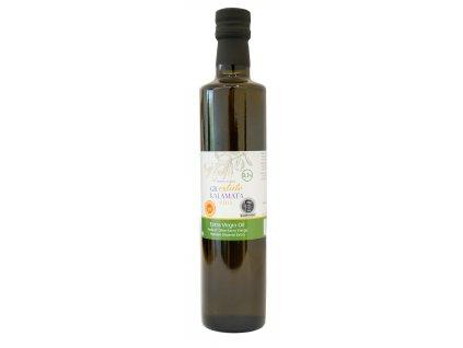 GR Estate Kalamata Extra panenský olivový olej Kalamata P.D.O. 0,5l GR ESTATE