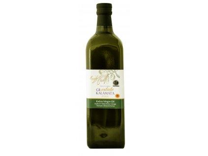 GR Estate Kalamata Extra panenský olivový olej Kalamata P.D.O. 1l GR ESTATE