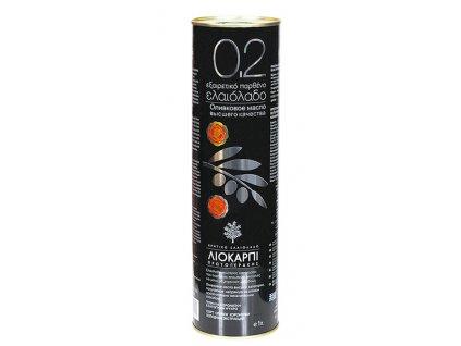 Extra panenský olivový olej kyselost 0,2% - 1l Liokarpi Protogerakis