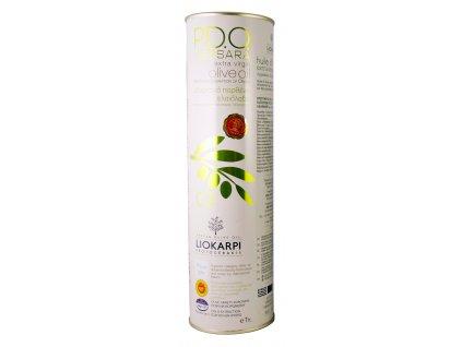 Extra panenský olivový olej kyselost 0,3% - 1l Liokarpi Protogerakis