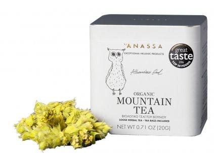 Anassa Organic Tea BIO horský čaj 20g ANASSA