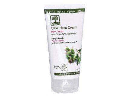 BIOselect® Lehký krém na ruce s olivovým olejem 150ml BIOselect®